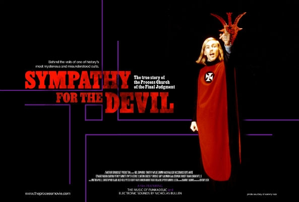'Sympathy For The Devil': The True Story of The Process Church of the Final Judgment