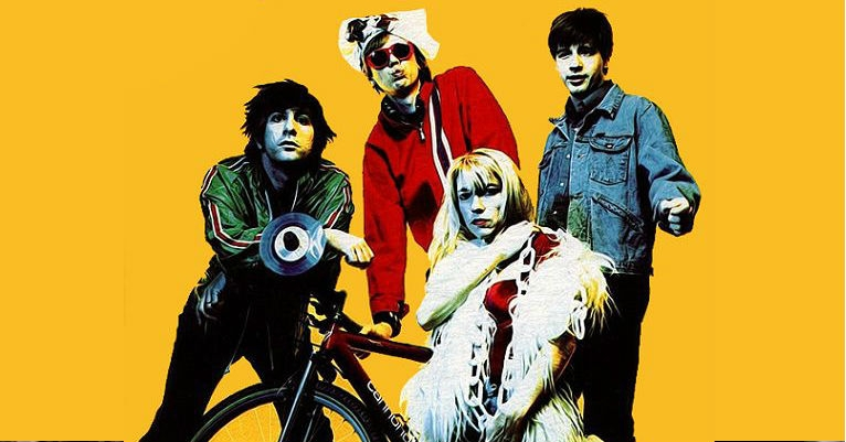 100%: Sonic Youth live at Brixton Academy, 1992