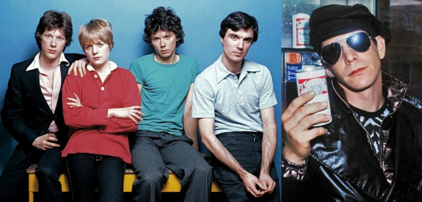 That time Talking Heads recorded 'Femme Fatale' with Lou Reed