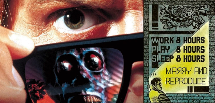 The sci-fi comic book story that inspired 'They Live'