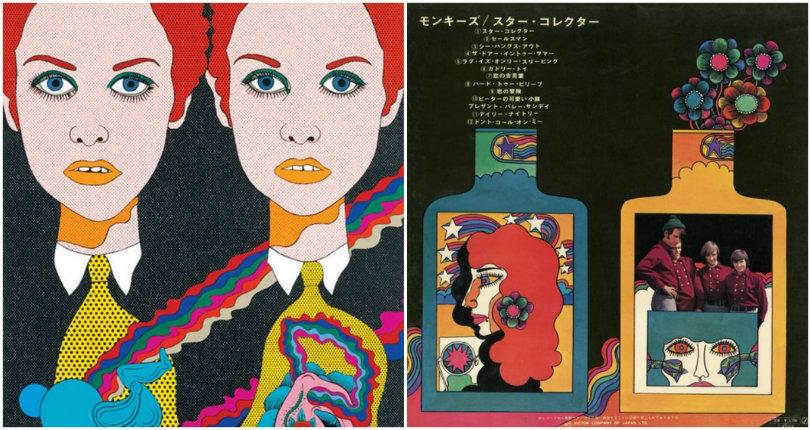 The hallucinogenic Pop artwork of Japanese master Keiichi Tanaami