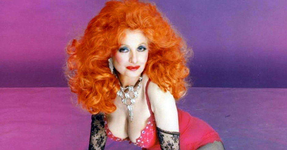 Happy 22nd birthday to the legendary 88-year-old burlesque queen Tempest Storm!