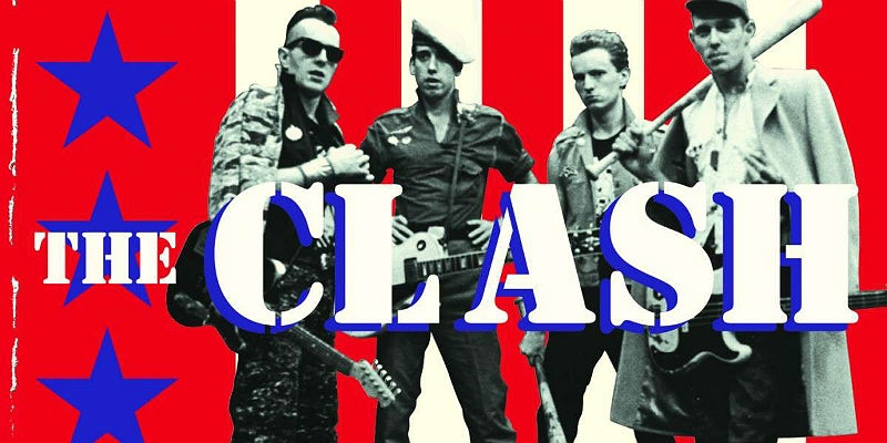 That time the Clash appeared in Martin Scorsese's 'The King of Comedy'