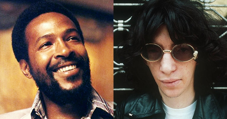 This Ramones vs Marvin Gaye mashup is pretty awesome
