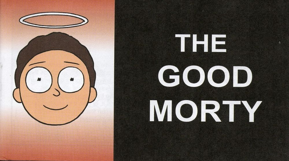 'The Good Morty': Pitch-perfect 'Rick and Morty'-themed Chick tract parody