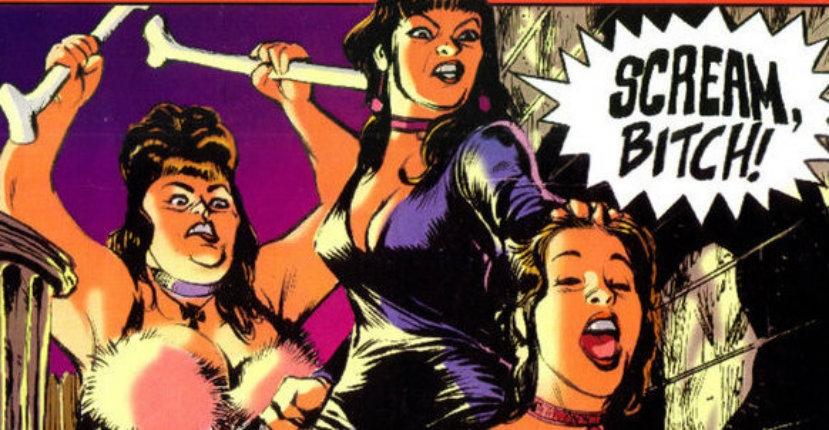 Unsung surf rock girl group The Trashwomen RULE