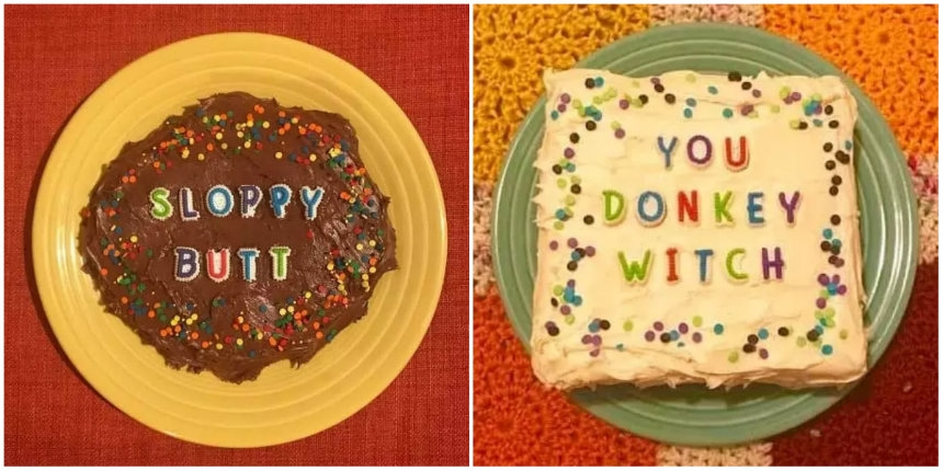 Troll Cakes: Give your favorite Internet troll a cake with their shitty comment on it