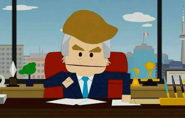 Dangerous Finds: 'South Park' rapes Trump; Will Jeremy Corbyn kneel for Queen? White guys arguing