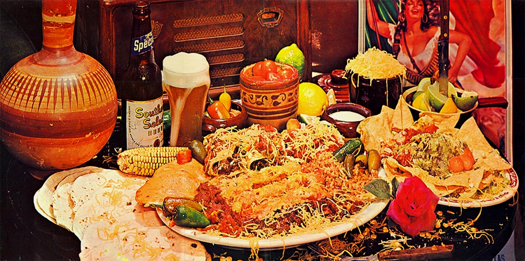 ZZ Top fan recreates the 'Tres Hombres' gatefold meal and then eats it