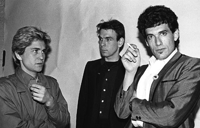 No tears: Tuxedomoon's Peter Principle dead at 63