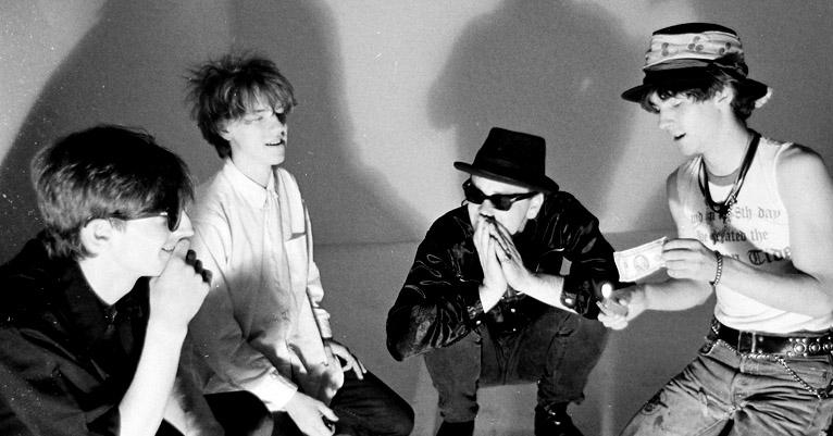'Trouble Under Water': Unreleased music from Seattle's legendary U-Men