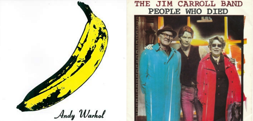 John Cale, Sterling Morrison and Moe Tucker (and Lou Reed) play Jim Carroll's 'People Who Died'