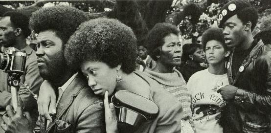 The Vanguard: Powerful photographs of the Black Panthers