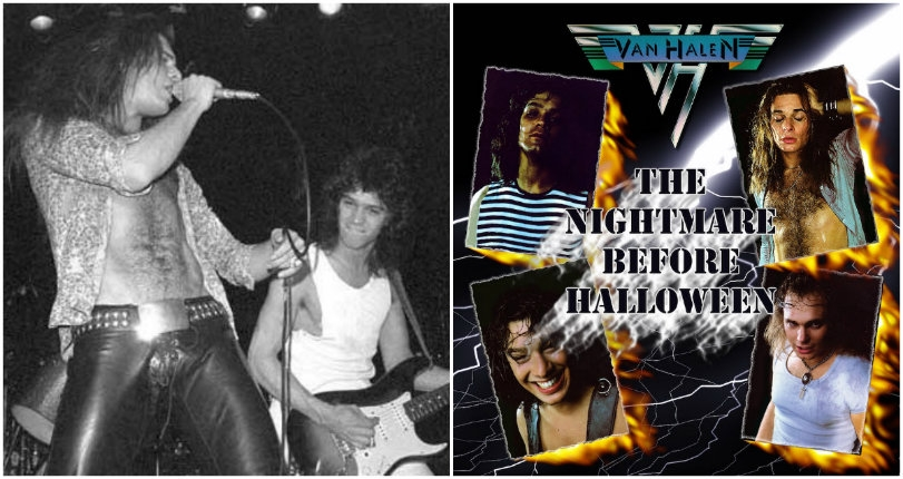 The Nightmare Before Halloween: Insane early Van Halen set from 1977