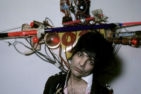 Ghost Rider still alive after Suicide: 'IT' is the HEAVY Alan Vega release from beyond the grave!