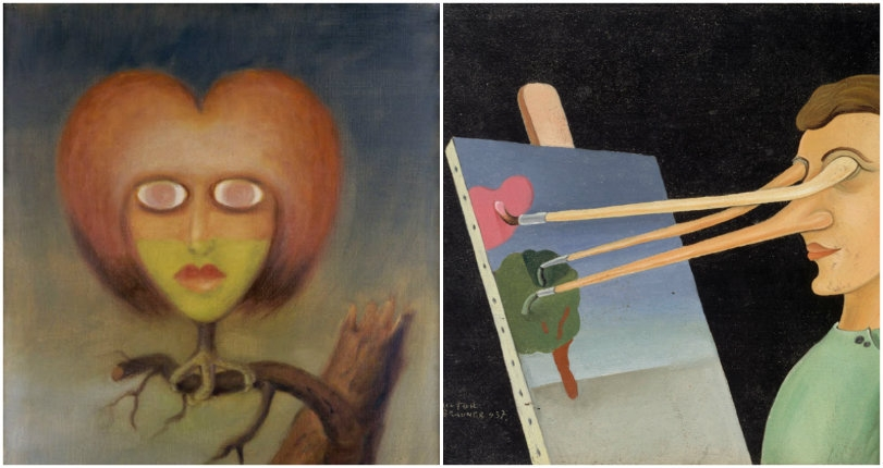 The haunting surrealism of Victor Brauner