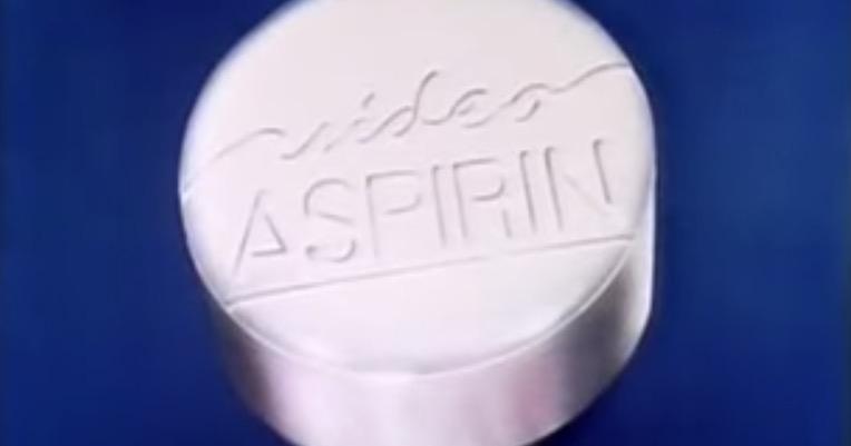 Goofy 1980s 'Video Aspirin' technique might just give you a headache