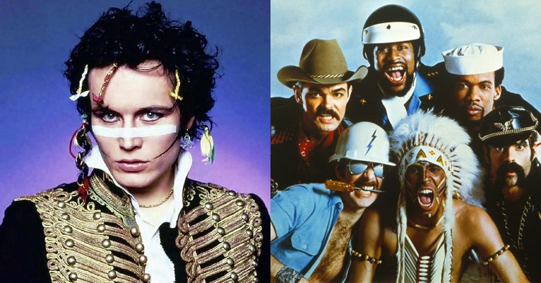 'A.N.T.S.': When Adam & the Ants parodied the Village People