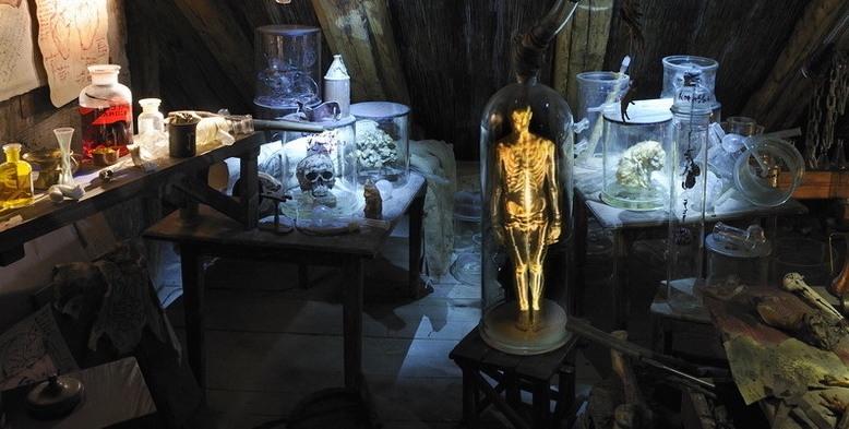 Of Man, myth and magic: Prague's creepy alchemy museum