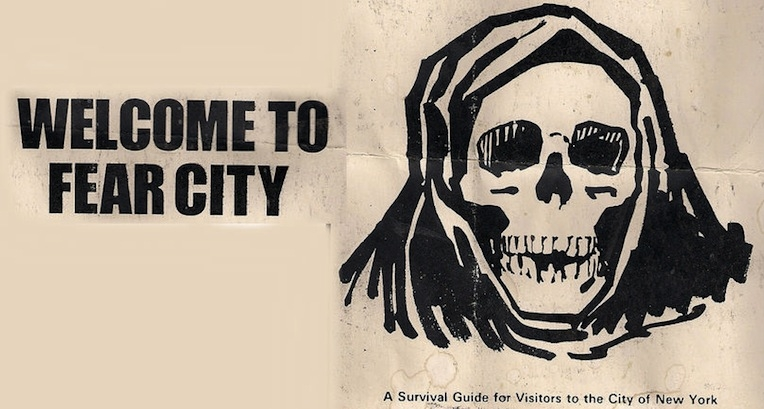 'Welcome to Fear City': The NYPD's scary mid-1970s campaign to keep tourists OUT of NYC