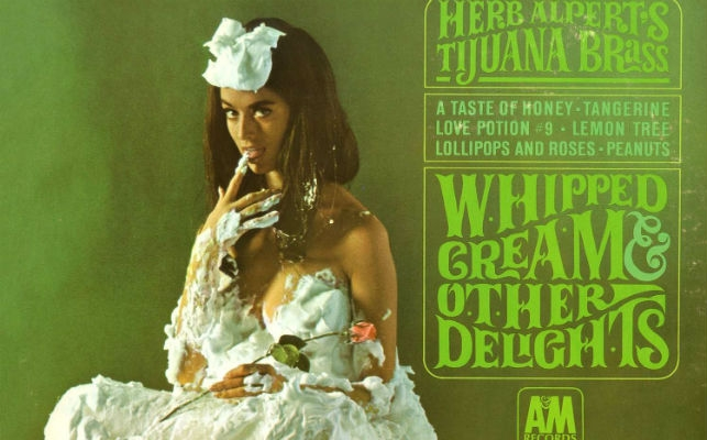 Whipped cream, bullfights, James Bond, Tijuana taxis & other delights: A taste of Herb Alpert