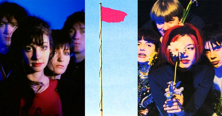 Rare Wire covers by My Bloody Valentine, Lush, Lee Ranaldo and more