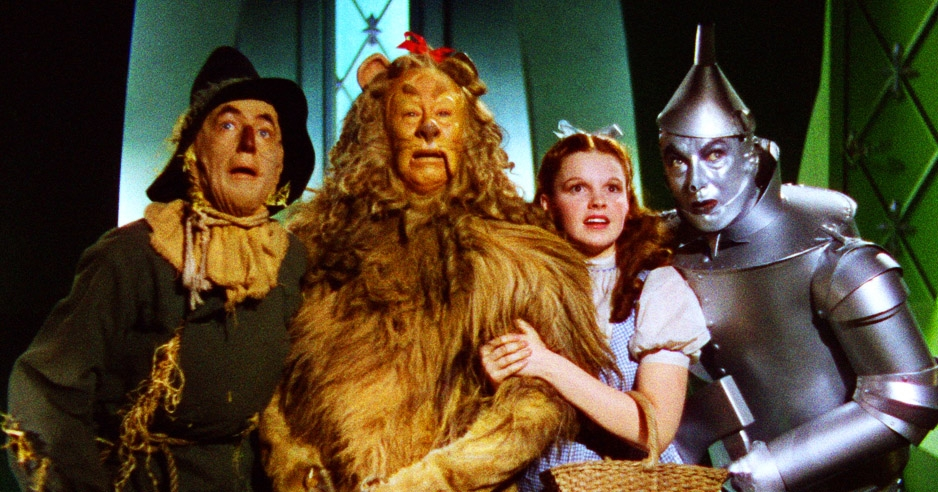 Someone has ALPHABETIZED 'The Wizard of Oz' and the result is amazing