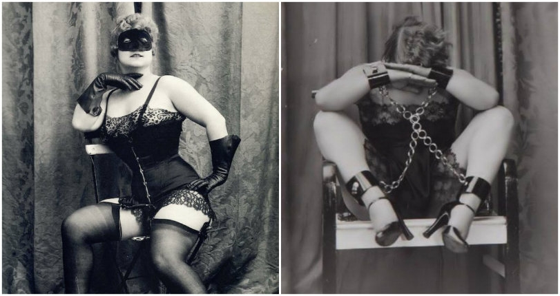 Fierce vintage fetish wear from the 1920s and 1930s