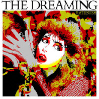 Kate Bush album covers as ZX Spectrum artwork