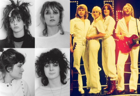 When The Slits met ABBA: 'Björn was a twat'