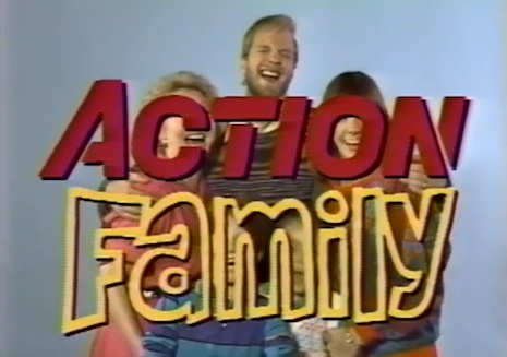 Chris Elliott's 'Action Family' is a brilliant, must-see genre mashup