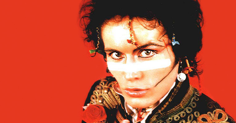 'Ant music for sex people': Adam and the Ants live