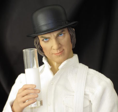 Alex Clockwork Orange figure by Rainman