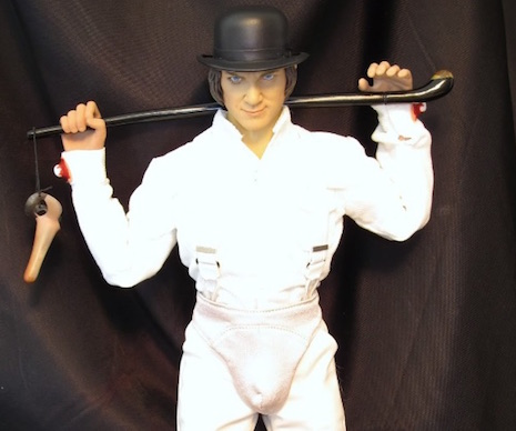 Alex from A Clockwork Orange by Rainman