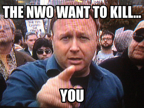 All You Need To Know About Alex Jones: 5 Hour Paranoid Paranoia Fest!