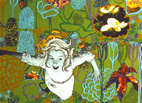 Trippy 1971 Alice in Wonderland-themed anti-drug PSA makes drugs look AWESOME
