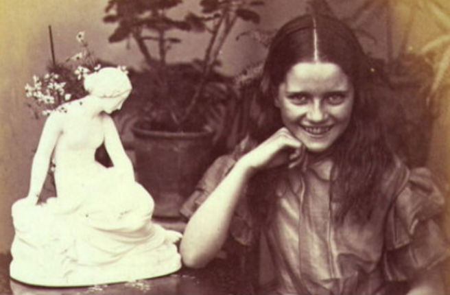 Lewis Carroll's haunting photographs, including the 'real' Alice in Wonderland (1856-1880)