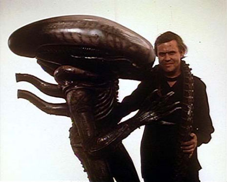 The 'Alien Father' is H.R. Giger: Giger's furious letter to 20th Century Fox