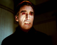 'Dracula-Prince of Darkness': Behind-the-scenes footage with Christopher Lee