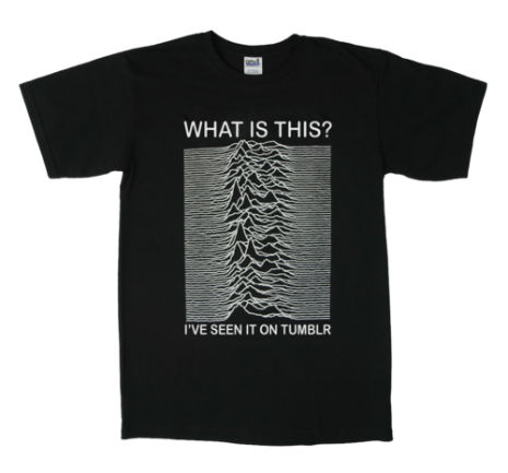 Joy Division for the kiddies: What is this 'Unknown Pleasure'?