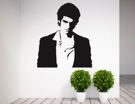 Andrew Garfield wall art