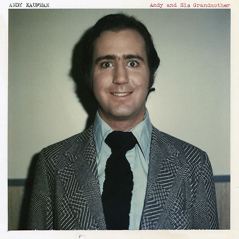 'Andy and His Grandmother': Home recordings made by Andy Kaufman