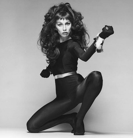 Angie Bowie as Black Widow