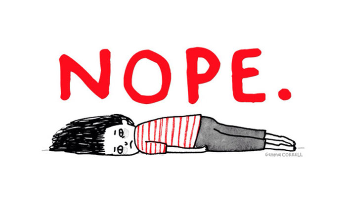 Artist illustrates what it's like to live with anxiety and depression