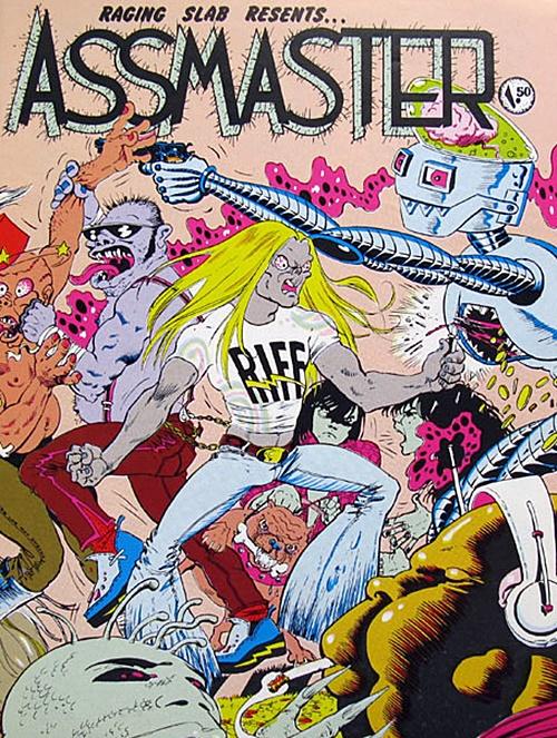 Assmaster cover