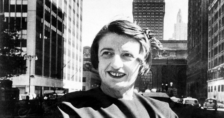 Ayn Rand, worst aunt EVER: Read her letter to her 17-year-old niece