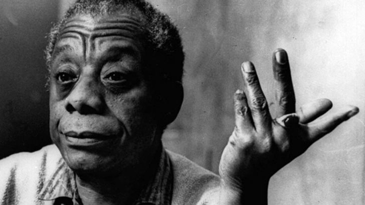 James Baldwin asks 'How are white Americans so sure they are white?'