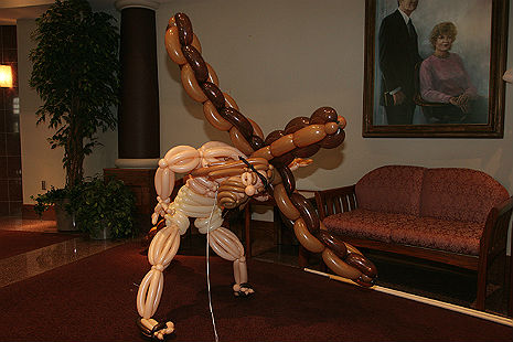Twisted: The sad outsider art form of Christian balloon animals