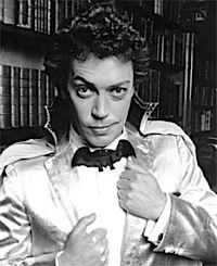 Tim Curry: The advantages of a good tambourine and his song from 'The Worst Witch'