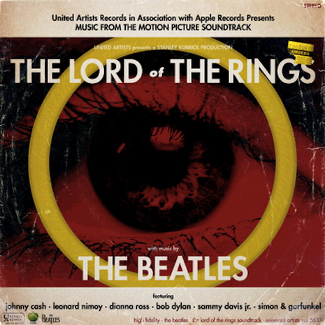 Beatles Lord of the Rings soundtrack